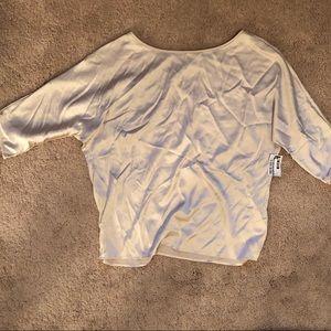 White House Black Market women's size small blouse